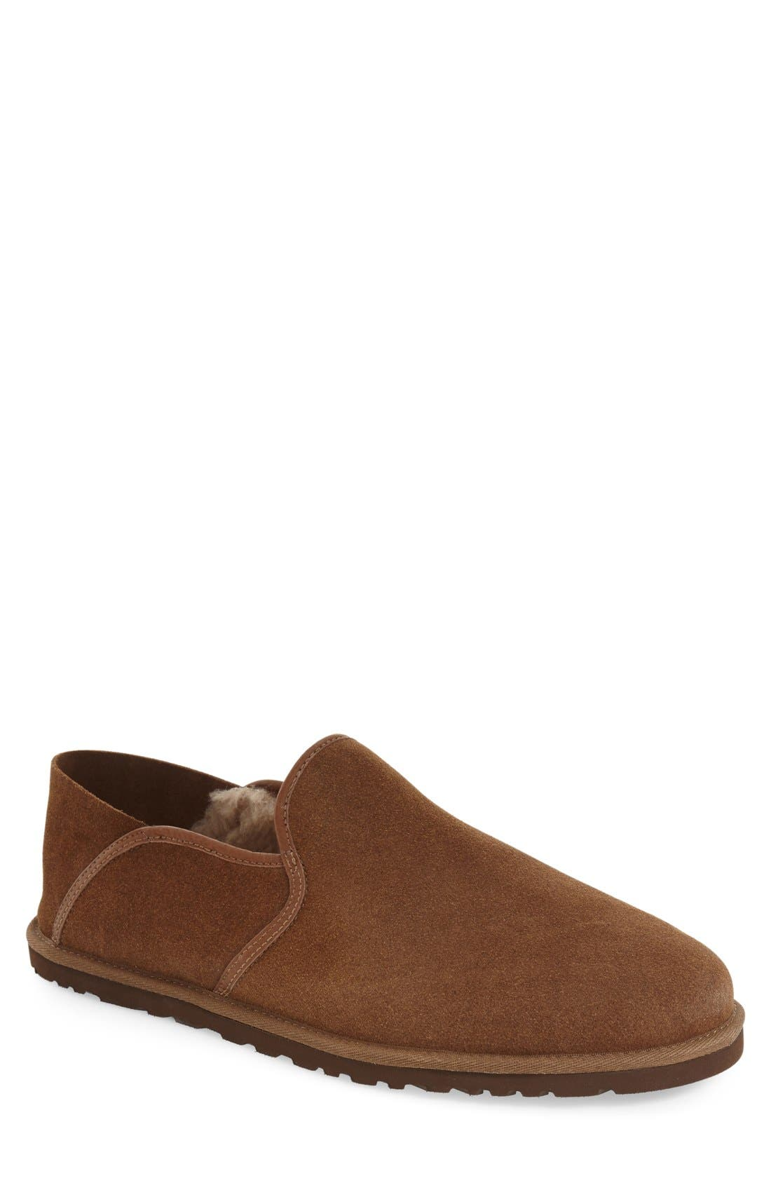 Alternate Image 1 Selected - UGG® Cooke Slipper (Men)