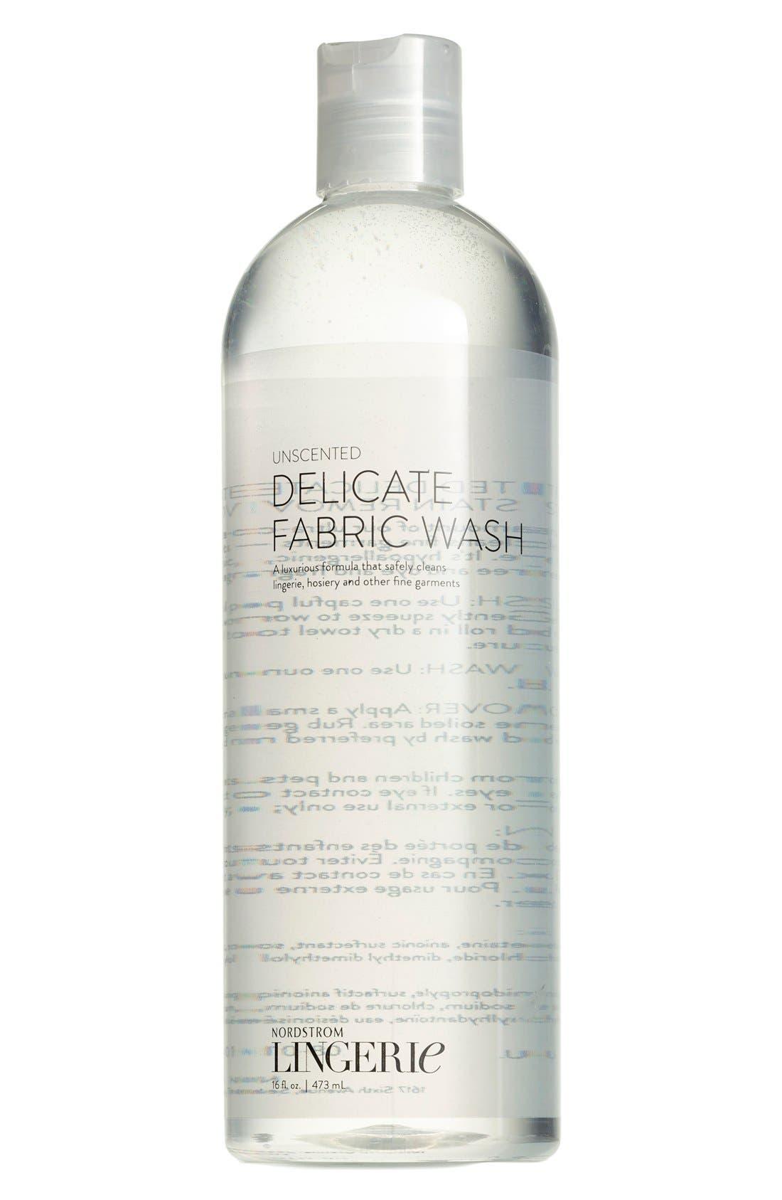 16 oz. Unscented Lingerie Wash,                         Main,                         color, Clear
