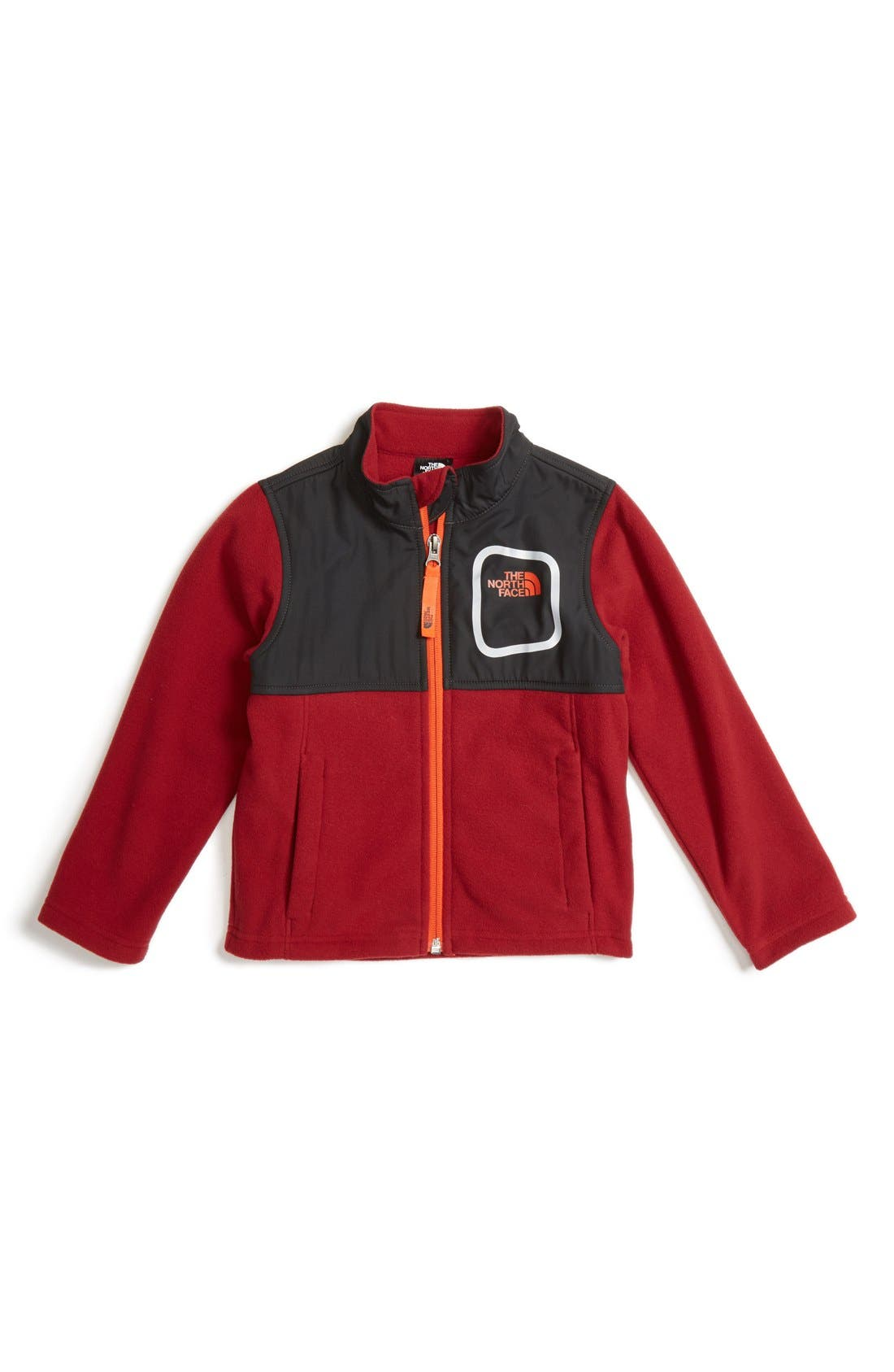 The North Face Peril Glacier Microfleece Track Jacket (Toddler Boys & Little Boys)
