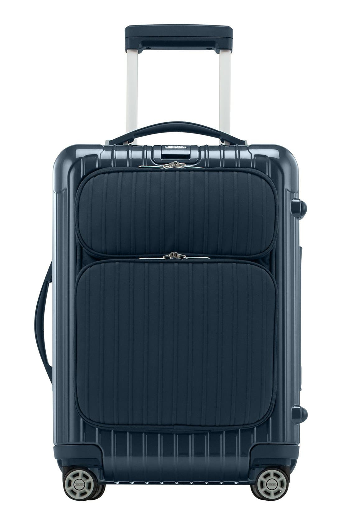 RIMOWA Salsa Deluxe Hybrid 22-Inch Multiwheel® Carry-On