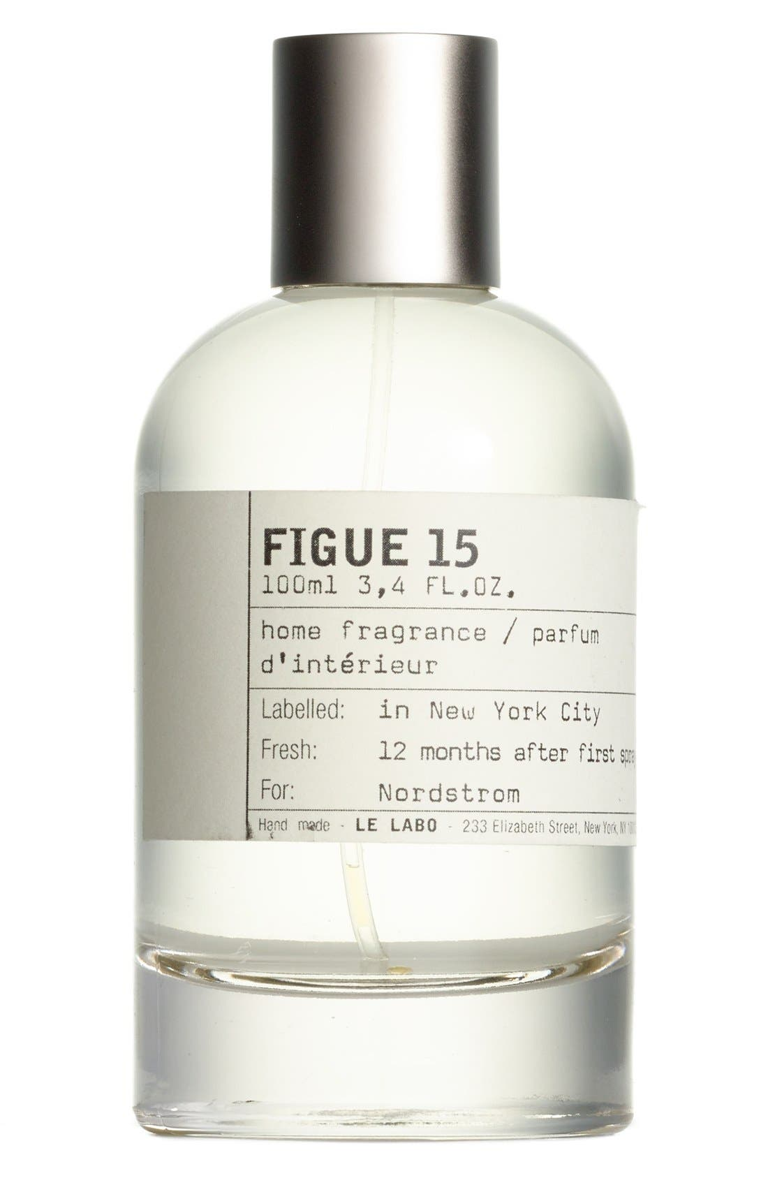 Alternate Image 1 Selected - Le Labo 'Figue 15' Home Fragrance Spray