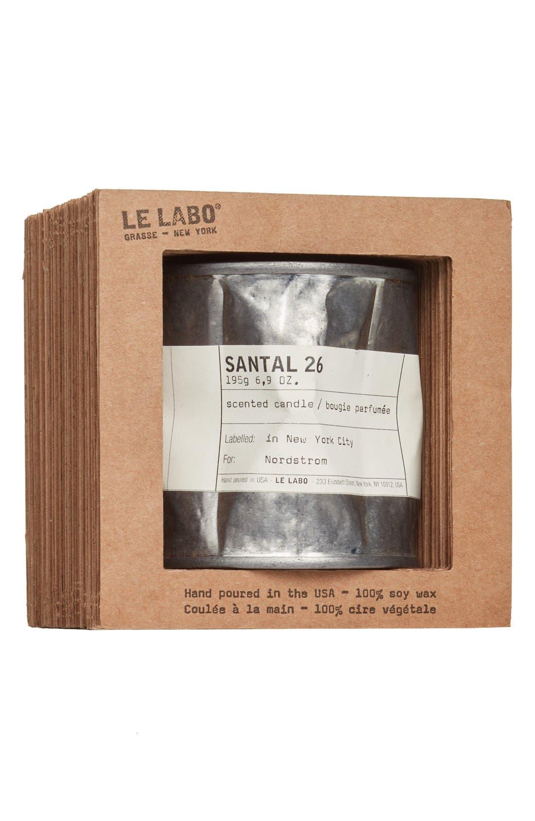 Alternate Image 2  - Le Labo 'Santal 26' Vintage Tin Candle