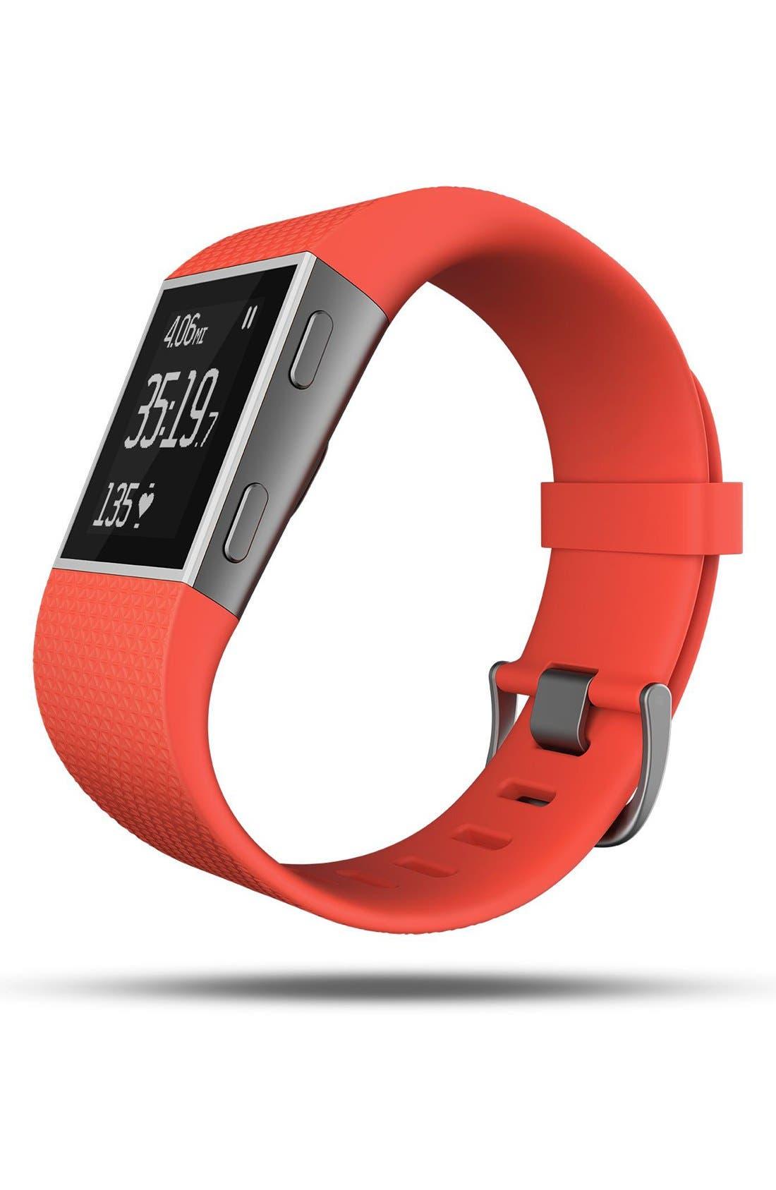 Alternate Image 4  - Fitbit 'Surge' Wireless Fitness Watch