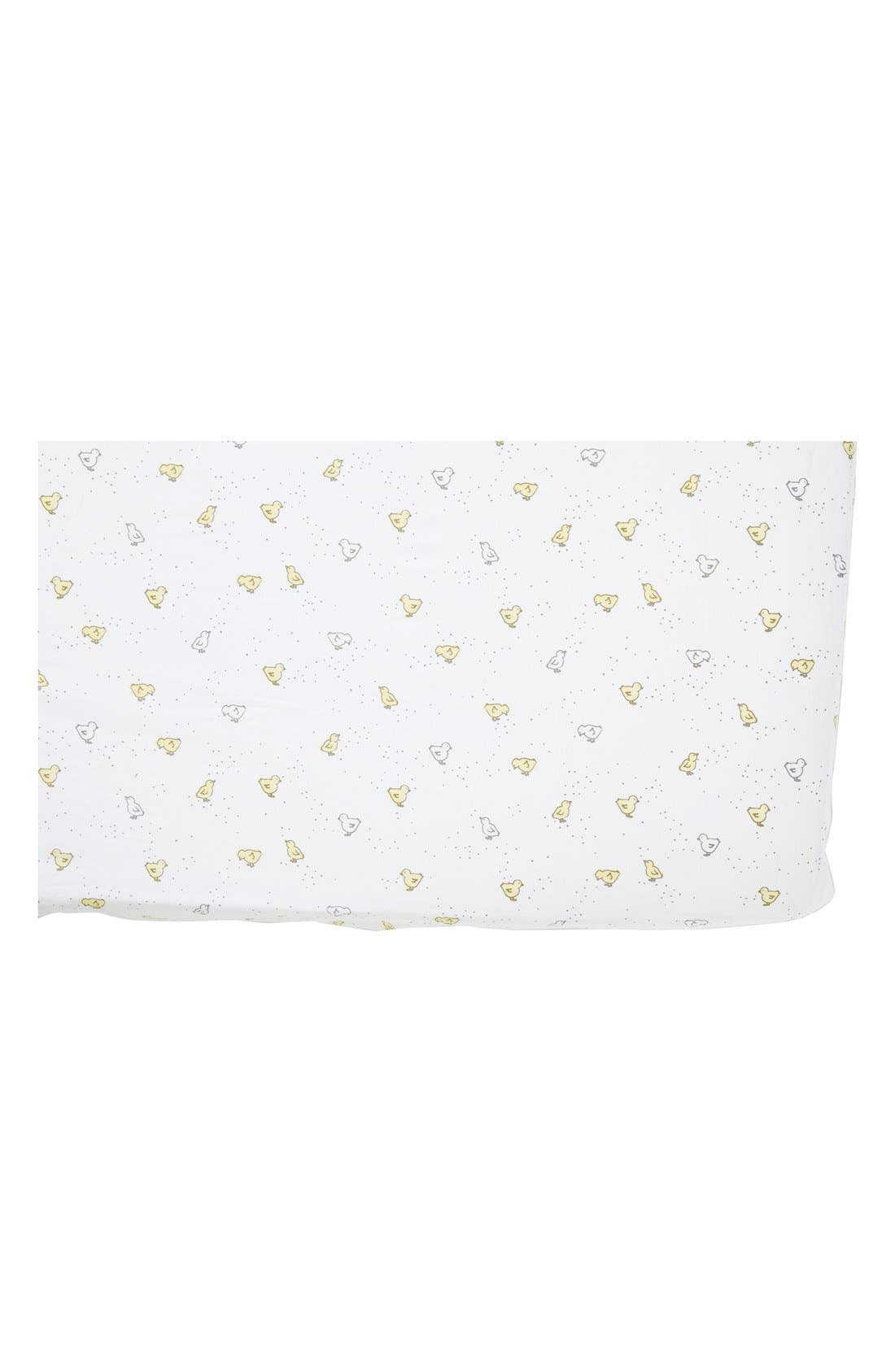 Petit Pehr 'Baby Chick' Crib Sheet