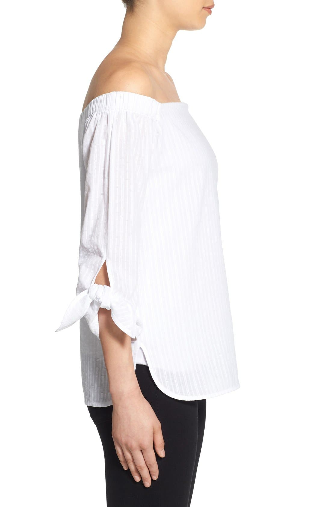 Alternate Image 3  - Bailey 44 'Yarrow' Off the Shoulder Top