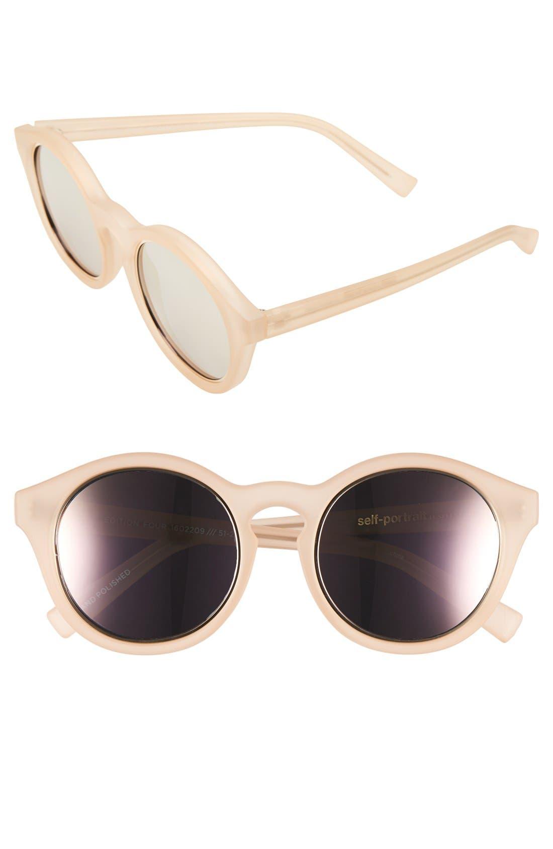 LE SPECS Edition Four 51mm Sunglasses
