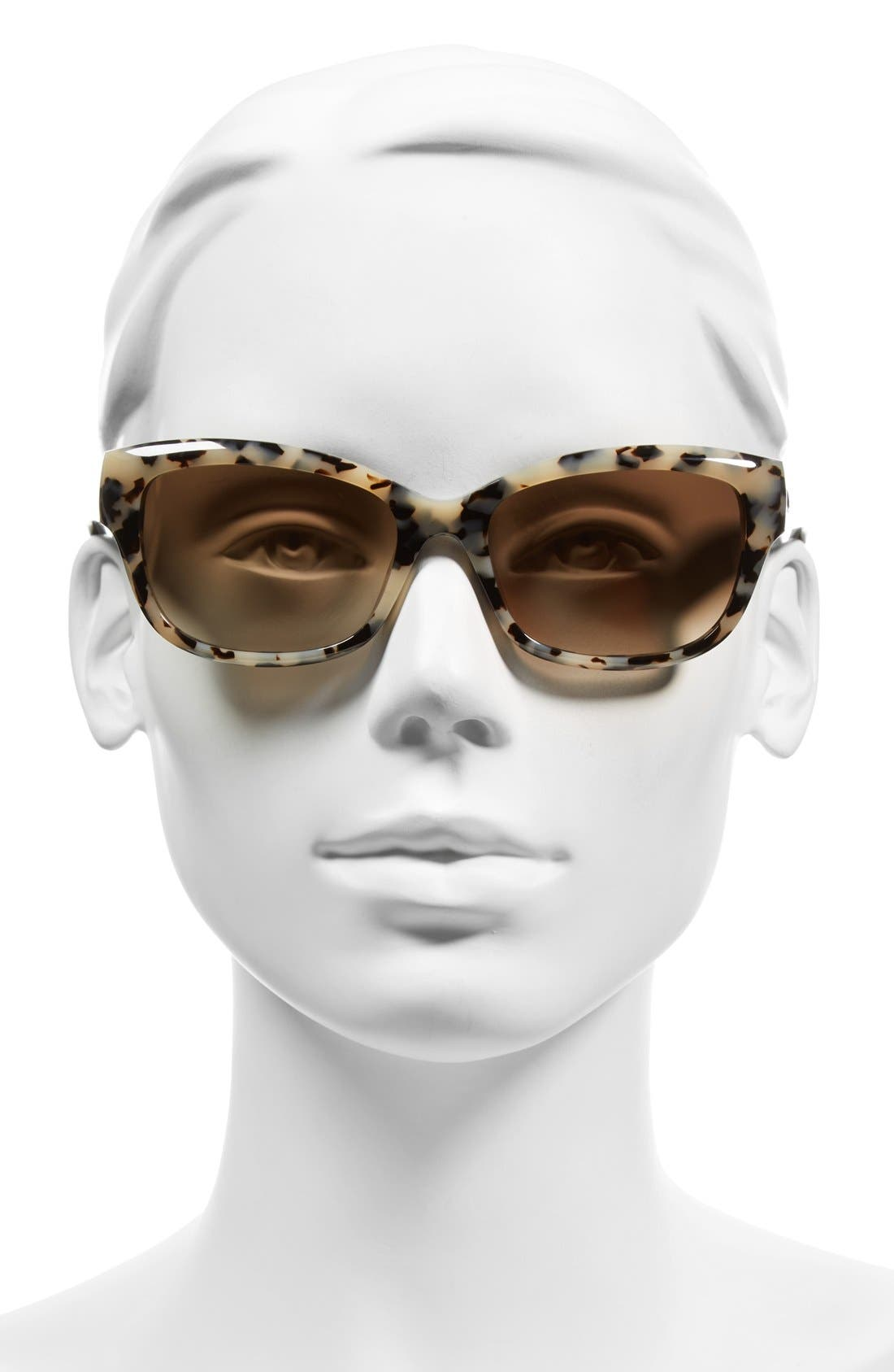 Alternate Image 2  - kate spade 'johanna' 53mm retro sunglasses