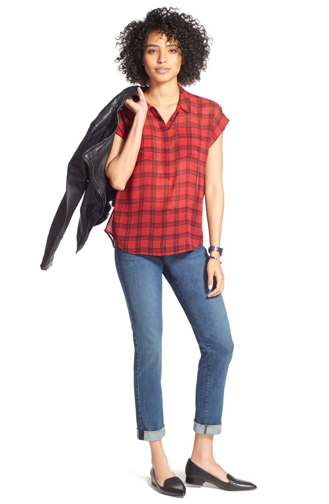 Alternate Image 7  - Cole Haan Dellora Skimmer Flat (Women)