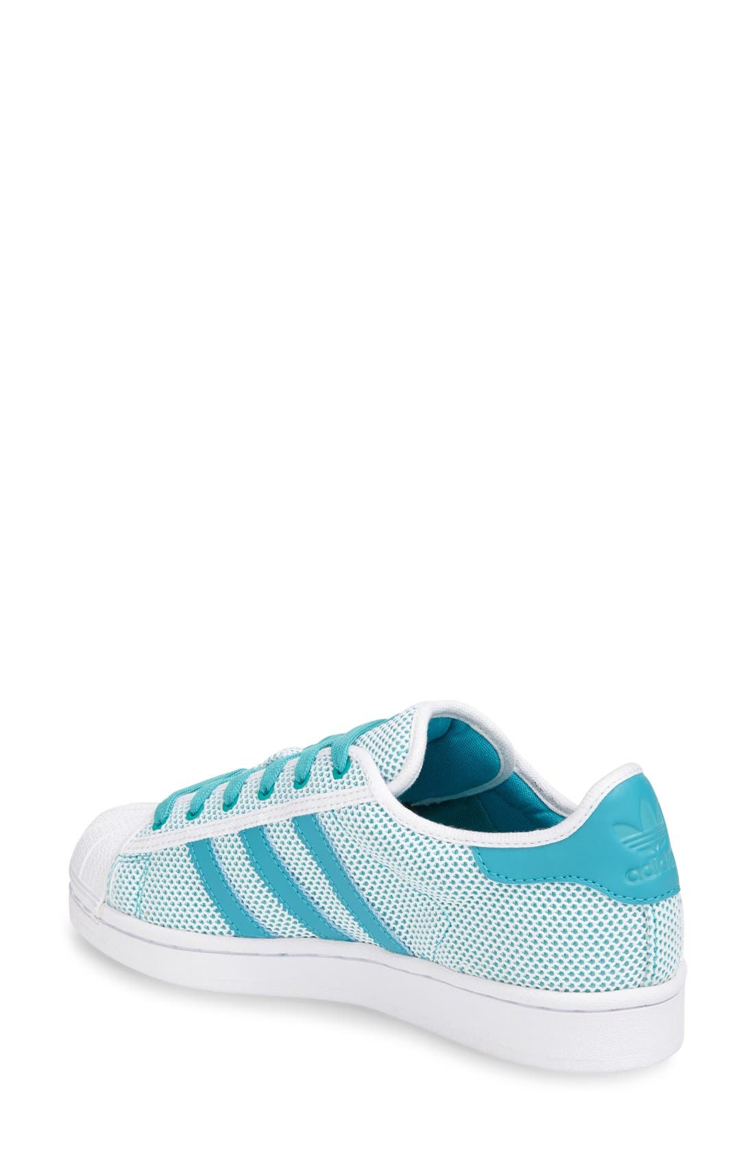 Alternate Image 2  - adidas 'Superstar ADICOLOR' Sneaker (Women)