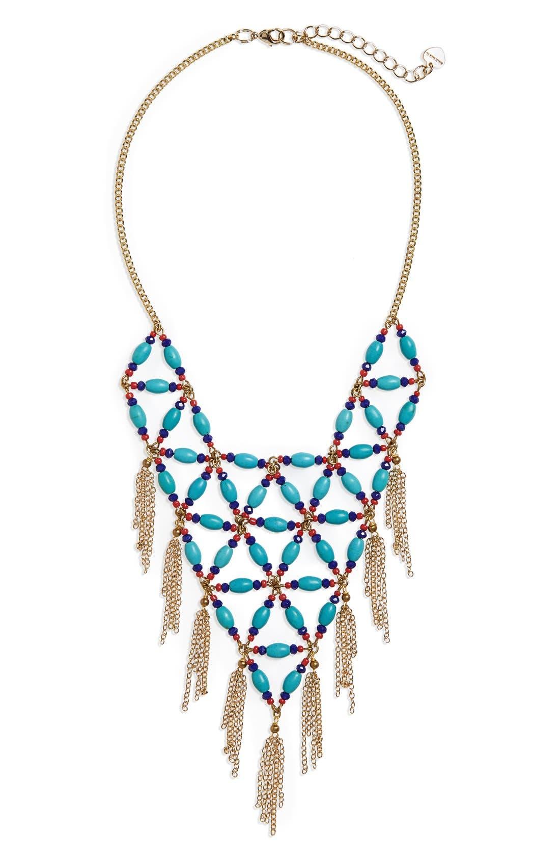 Main Image - Nakamol Design Beaded Statement Necklace