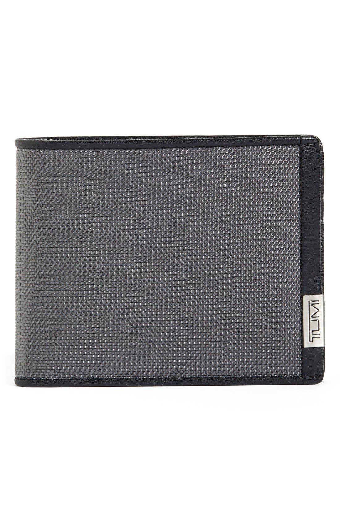 TUMI Alpha Removable Passcase ID Wallet
