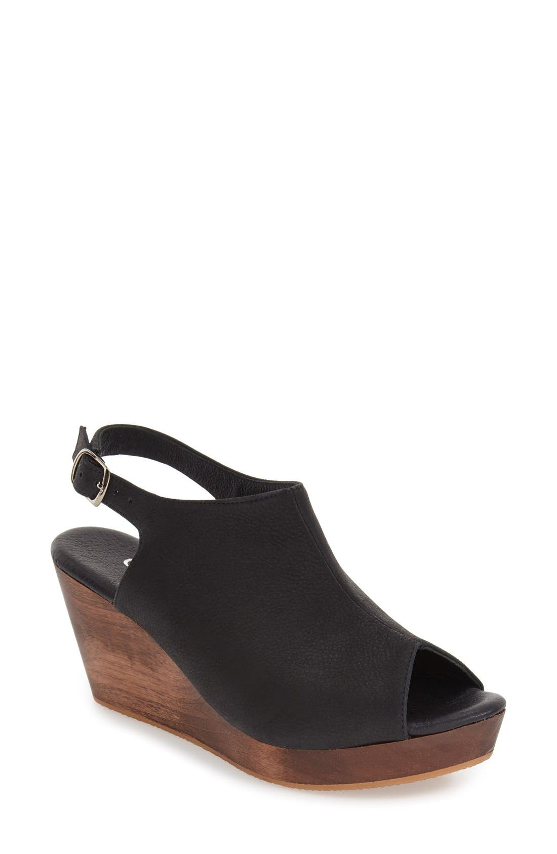 Main Image - Cordani 'Fellesley' Slingback Wedge Sandal ...