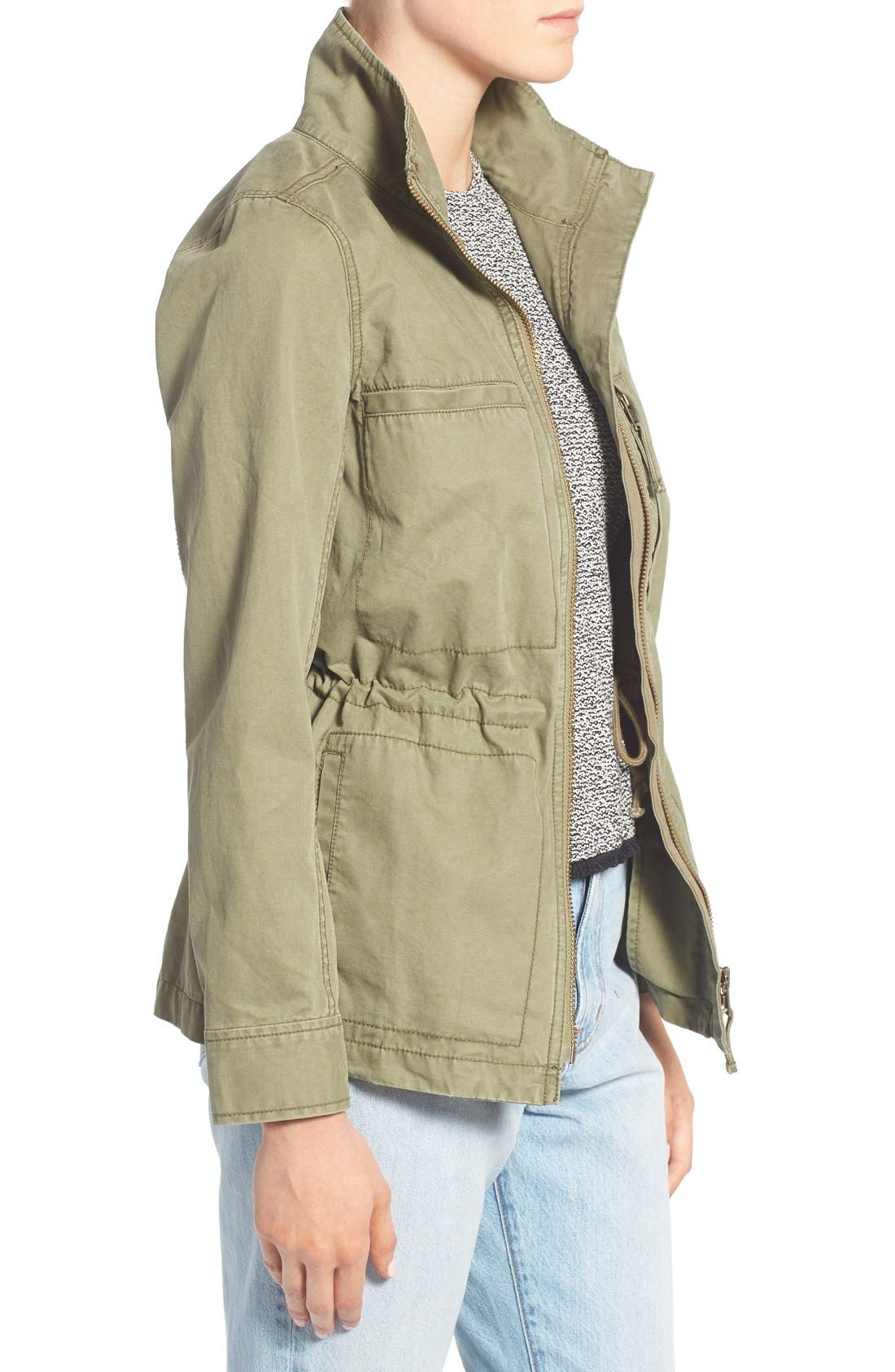 Alternate Image 3  - Madewell Fleet Jacket