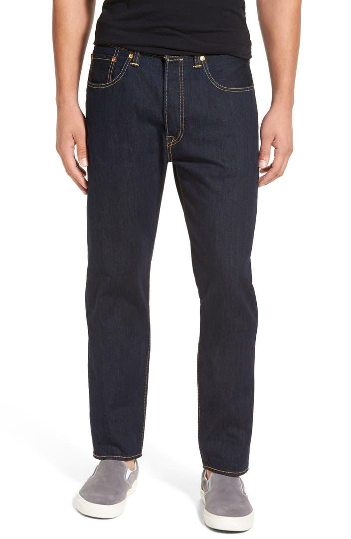 levi 39 s 39 501 ct 39 custom tapered fit jeans bristol nordstrom. Black Bedroom Furniture Sets. Home Design Ideas