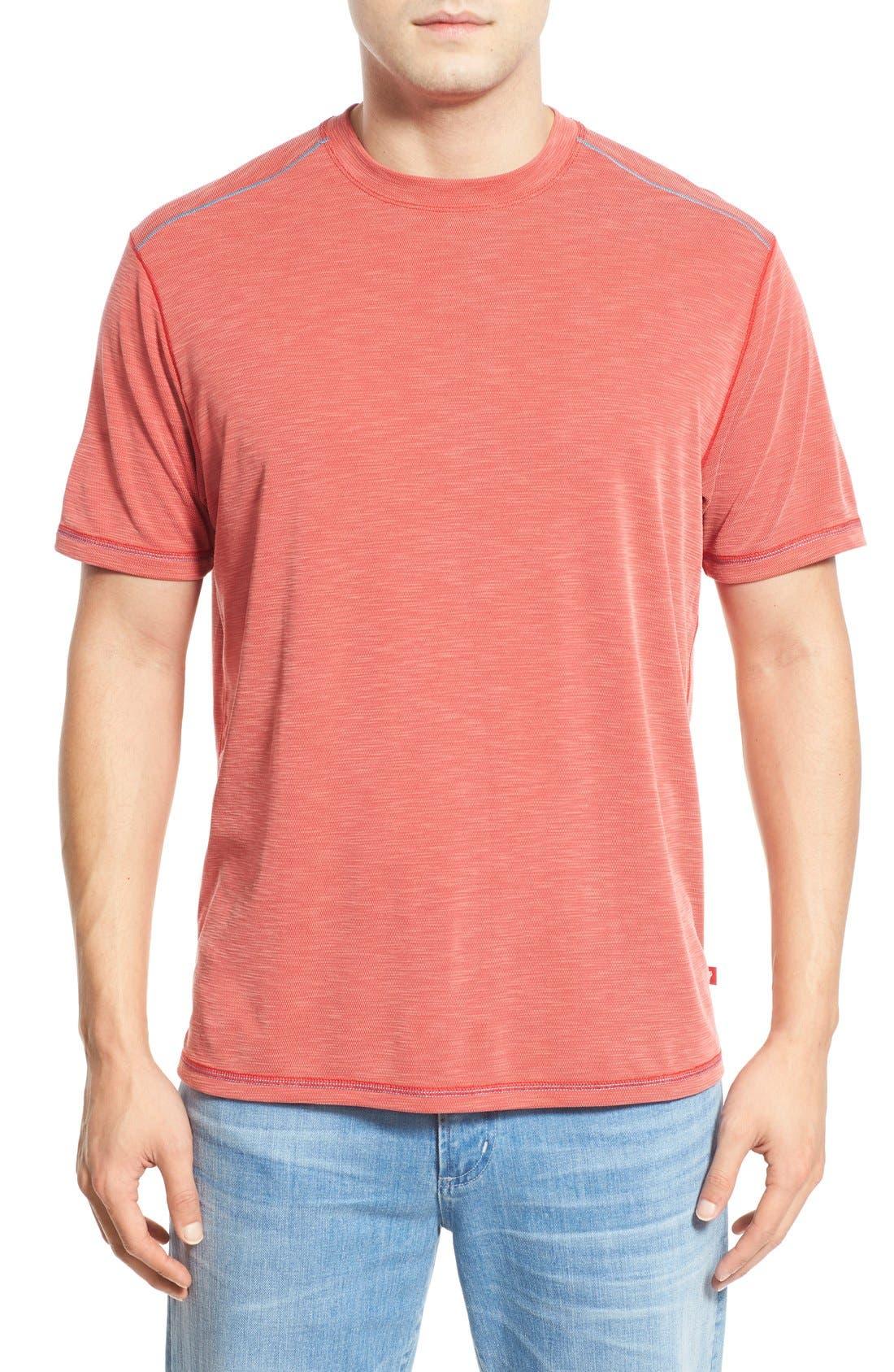 Main Image - Tommy Bahama 'Paradise Around' Crewneck T-Shirt