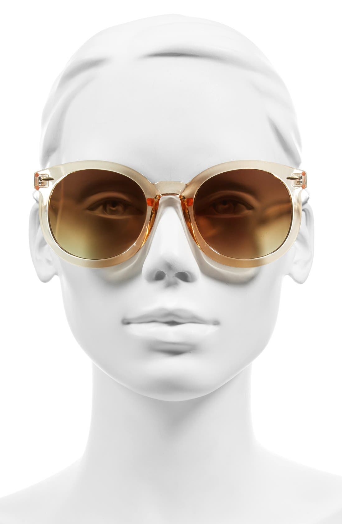 Alternate Image 2  - BP. 'Abbey Road' 52mm Round Sunglasses