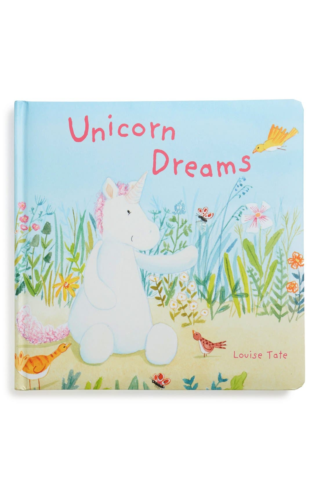 'Unicorn Dreams' Board Book