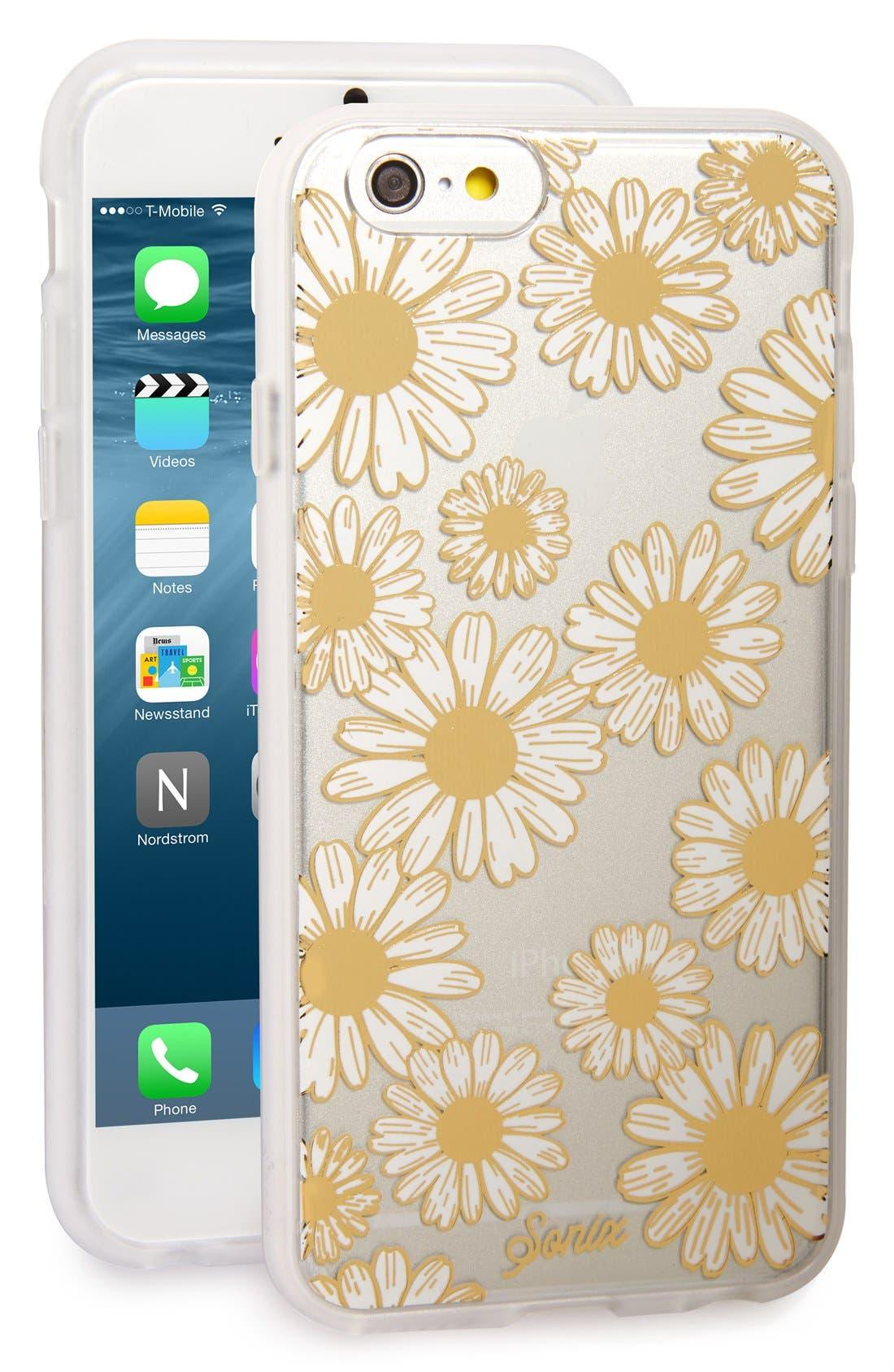 Alternate Image 1 Selected - Sonix 'Desert Daisy' iPhone 6 & 6s Case