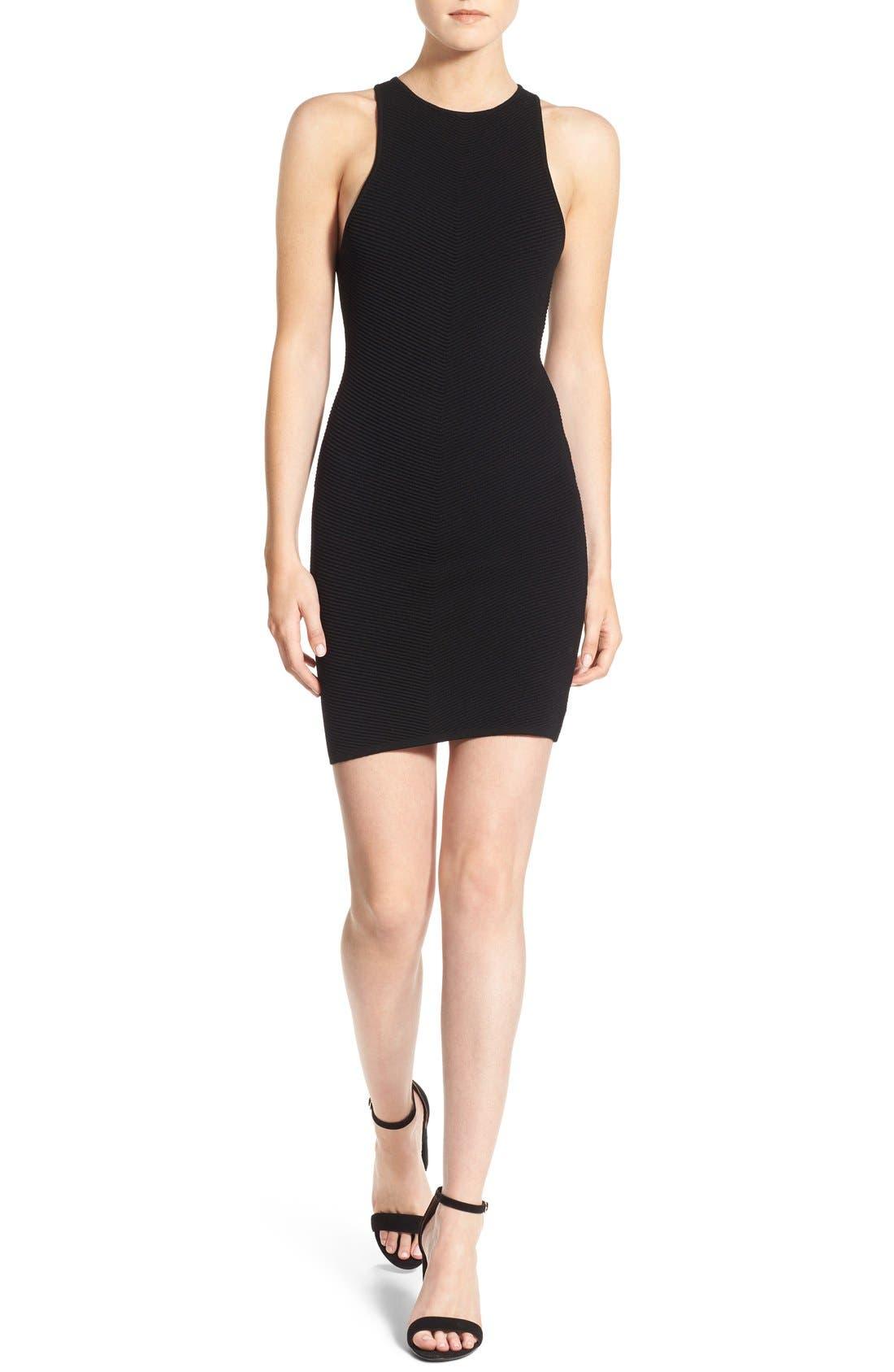 Alternate Image 1 Selected - Rebecca Minkoff 'Jenn' Body-Con Dress