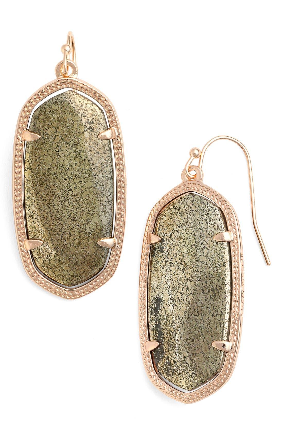 Alternate Image 1 Selected - Kendra Scott Elle Drop Earrings