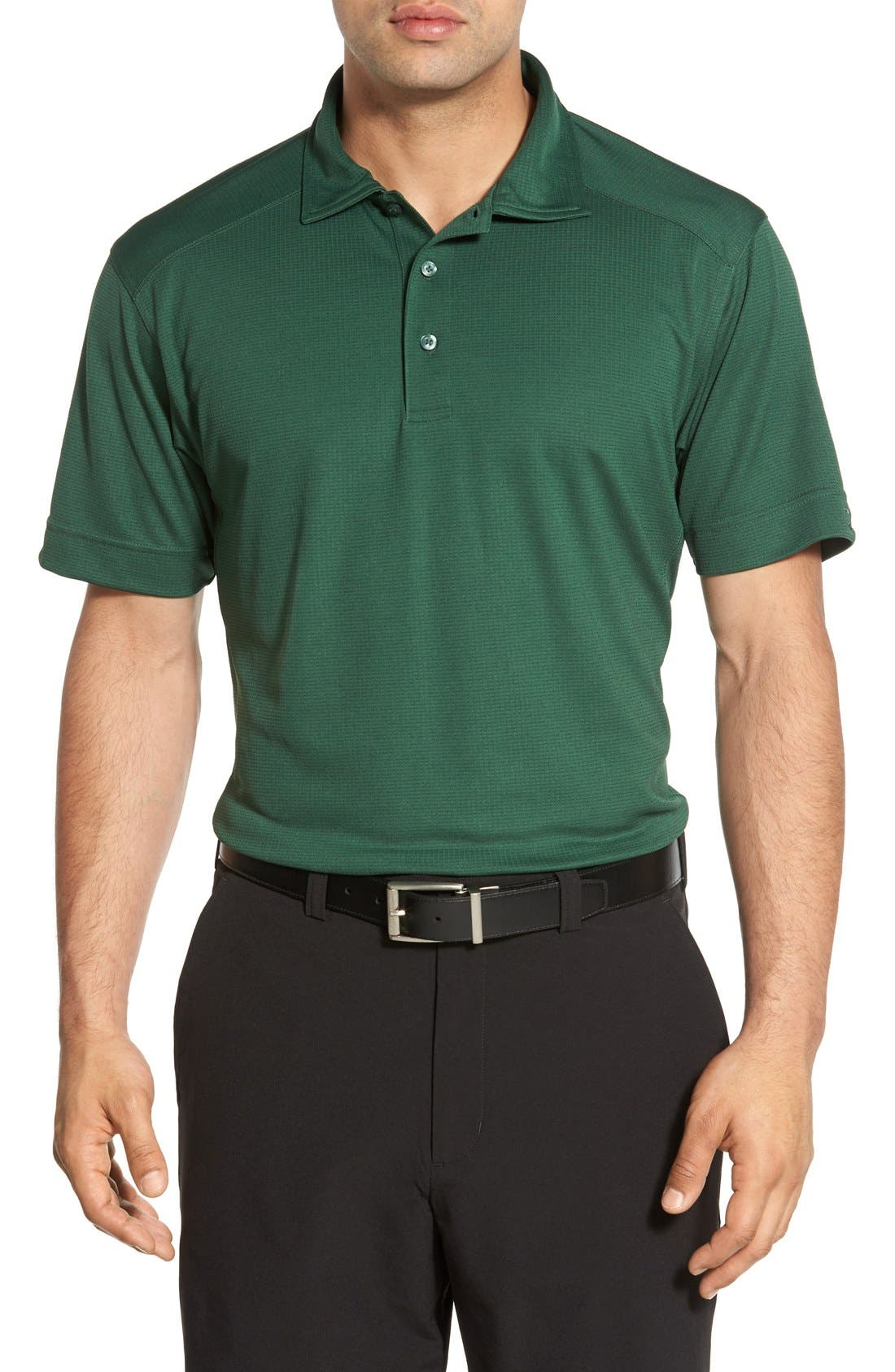 Alternate Image 1 Selected - Cutter & Buck Genre DryTec Moisture Wicking Polo