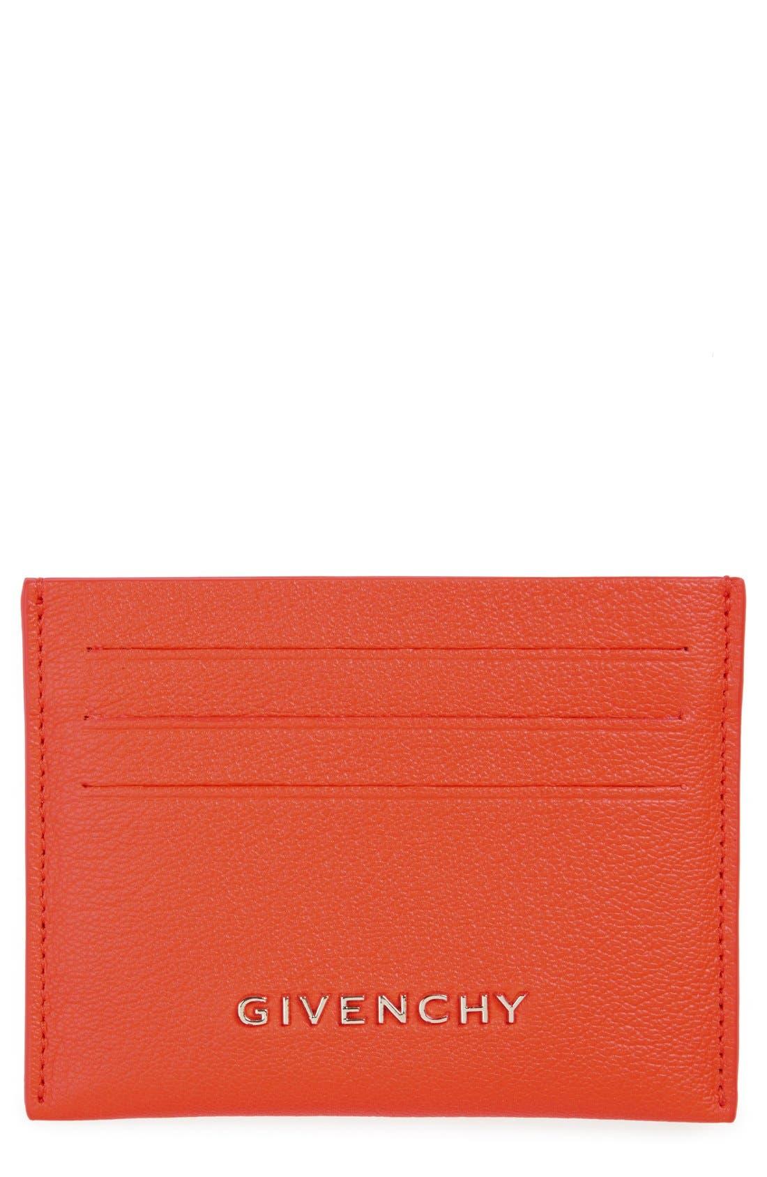 Alternate Image 1 Selected - Givenchy 'Pandora' Card Case