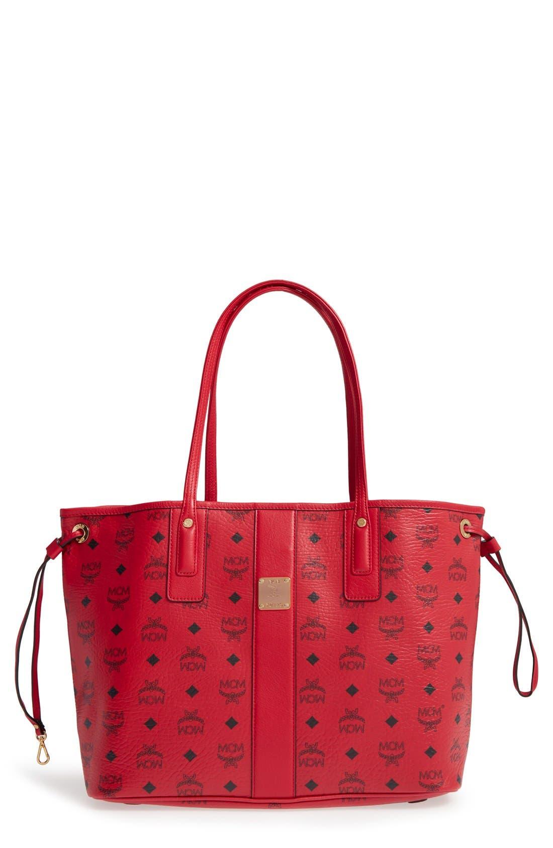 Main Image - MCM Medium Liz Reversible Shopper
