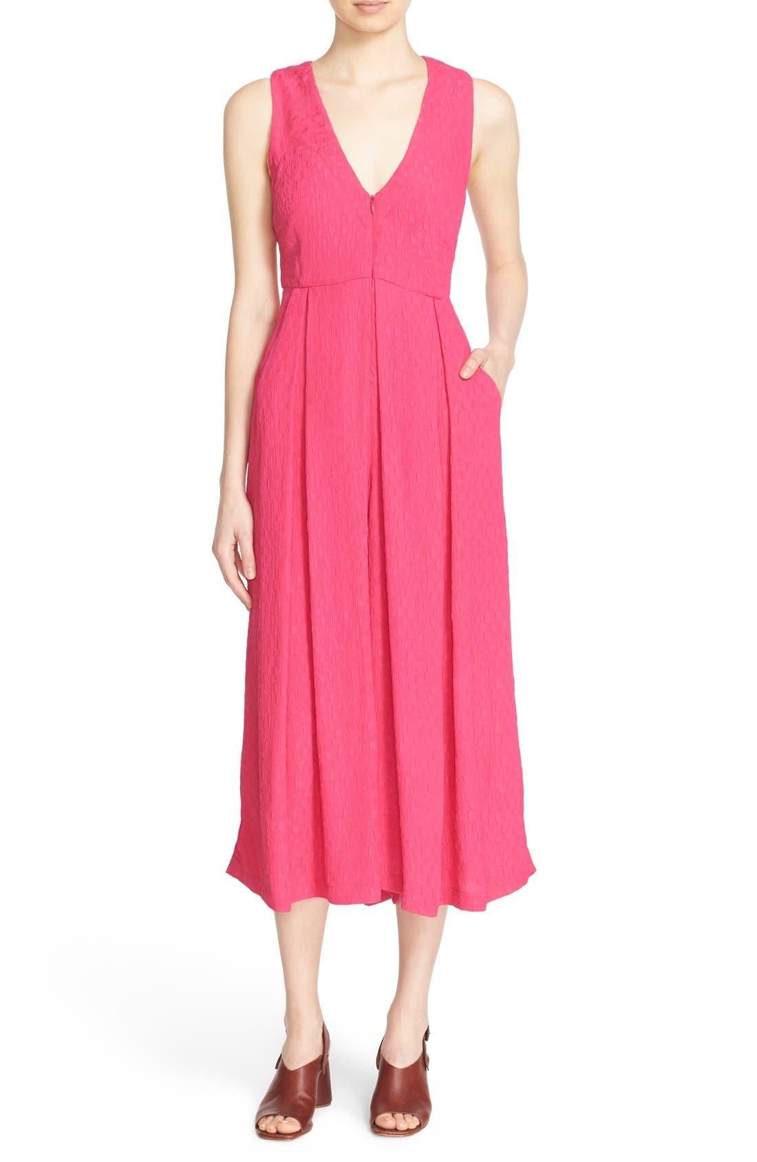 'Rhoads' Jumpsuit,                             Main thumbnail 1, color,                             Pink