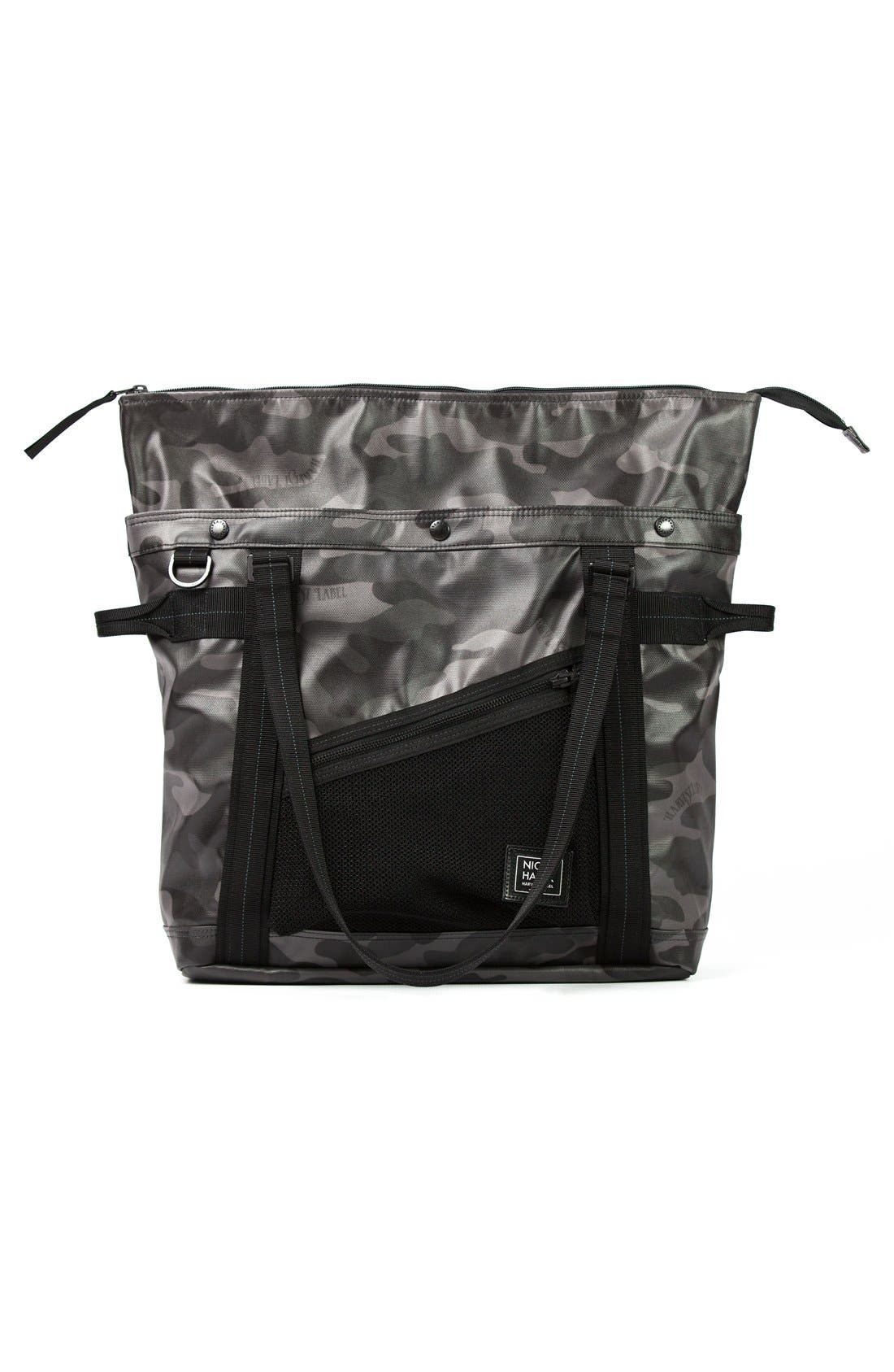 Alternate Image 3  - Harvest Label 'NightHawk' Tote Bag