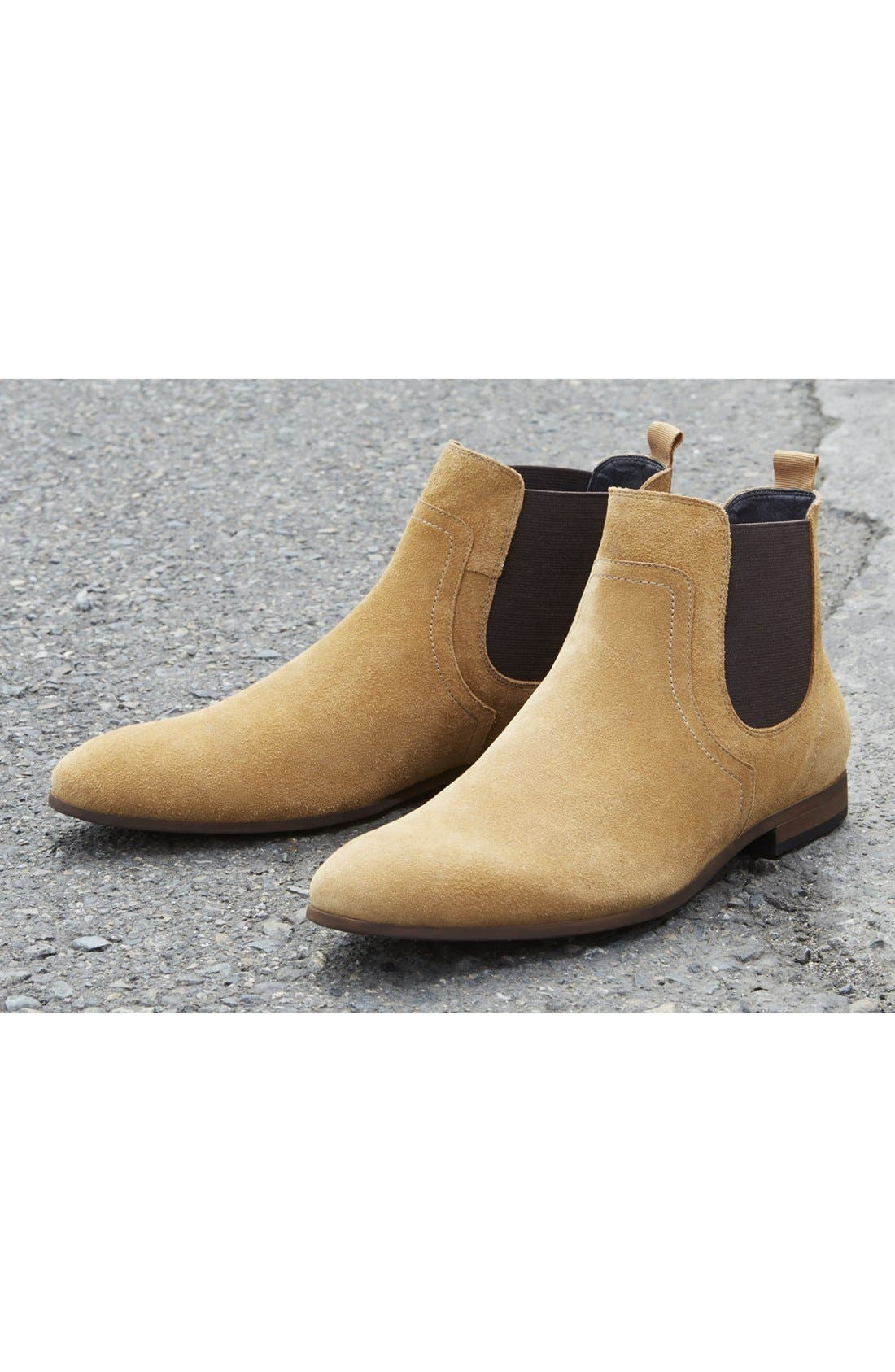 Alternate Image 5  - The Rail Brysen Chelsea Boot (Men)