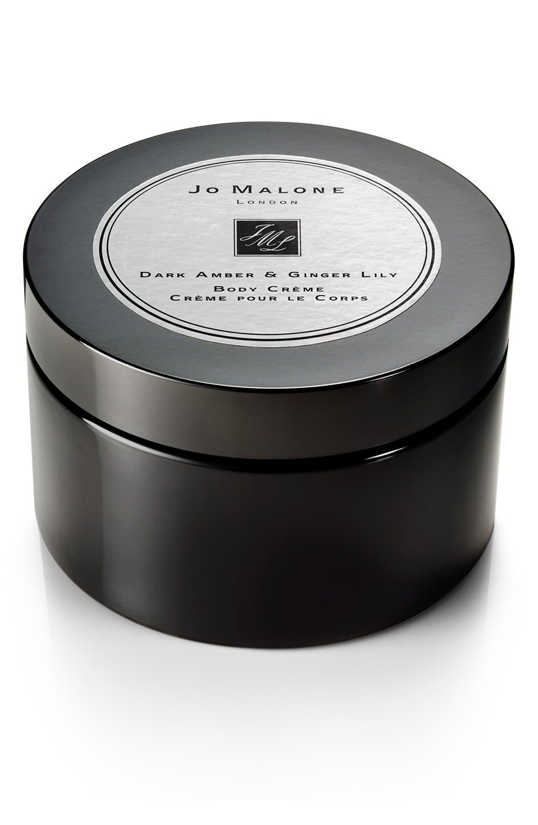 Jo Malone London™ Dark Amber & Ginger Lily Body Crème