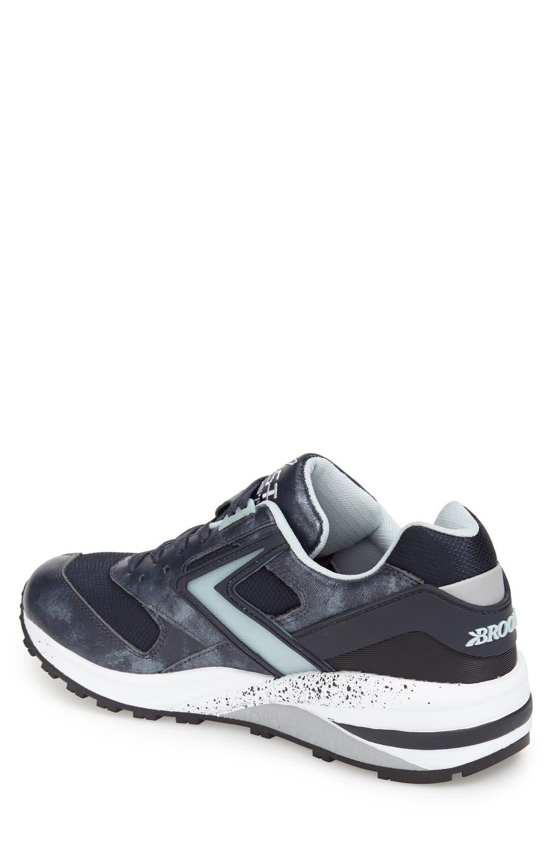 Alternate Image 2  - Brooks 'Futuristic Beast' Sneaker (Men)