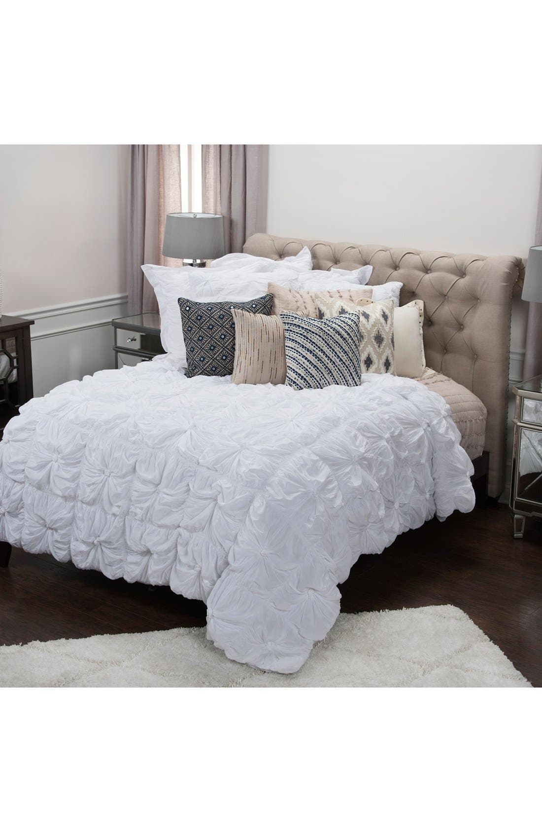 Alternate Image 3  - Rizzy Home Knots Comforter & Sham Set