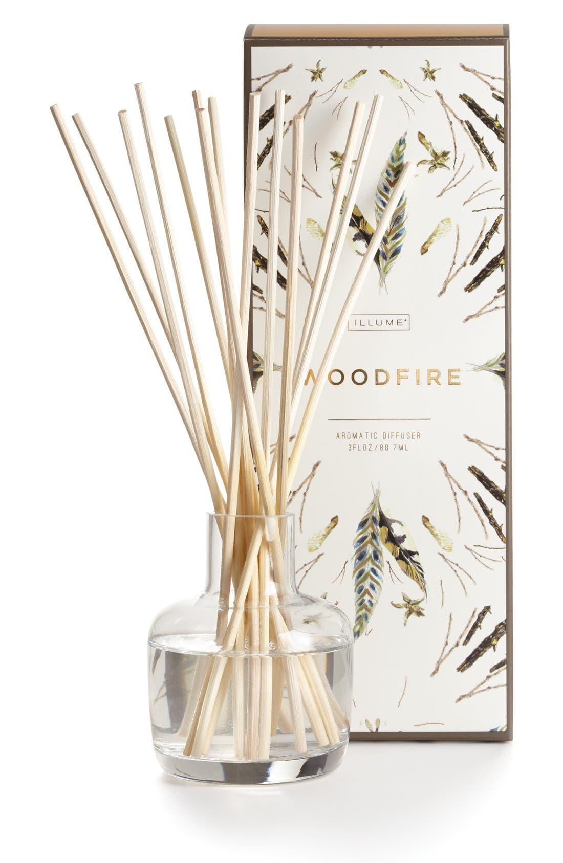 Alternate Image 1 Selected - ILLUME® 'Winter Season' Reed Diffuser