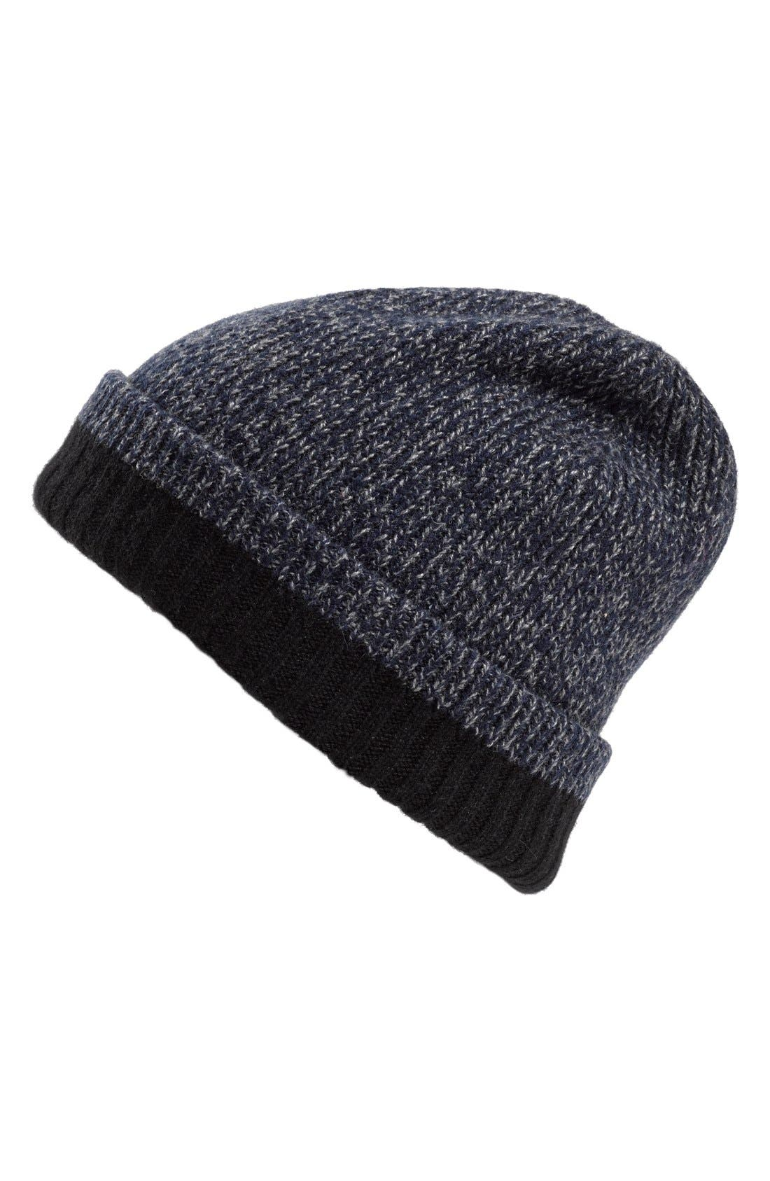 Alternate Image 1 Selected - rag & bone 'Francesca' Cashmere Beanie
