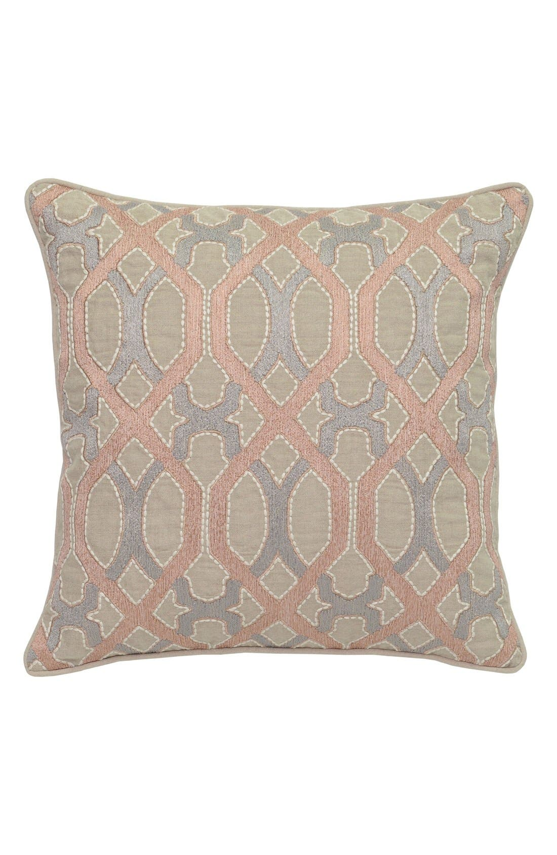 Alternate Image 1 Selected - Villa Home Collection 'Lois' Accent Pillow