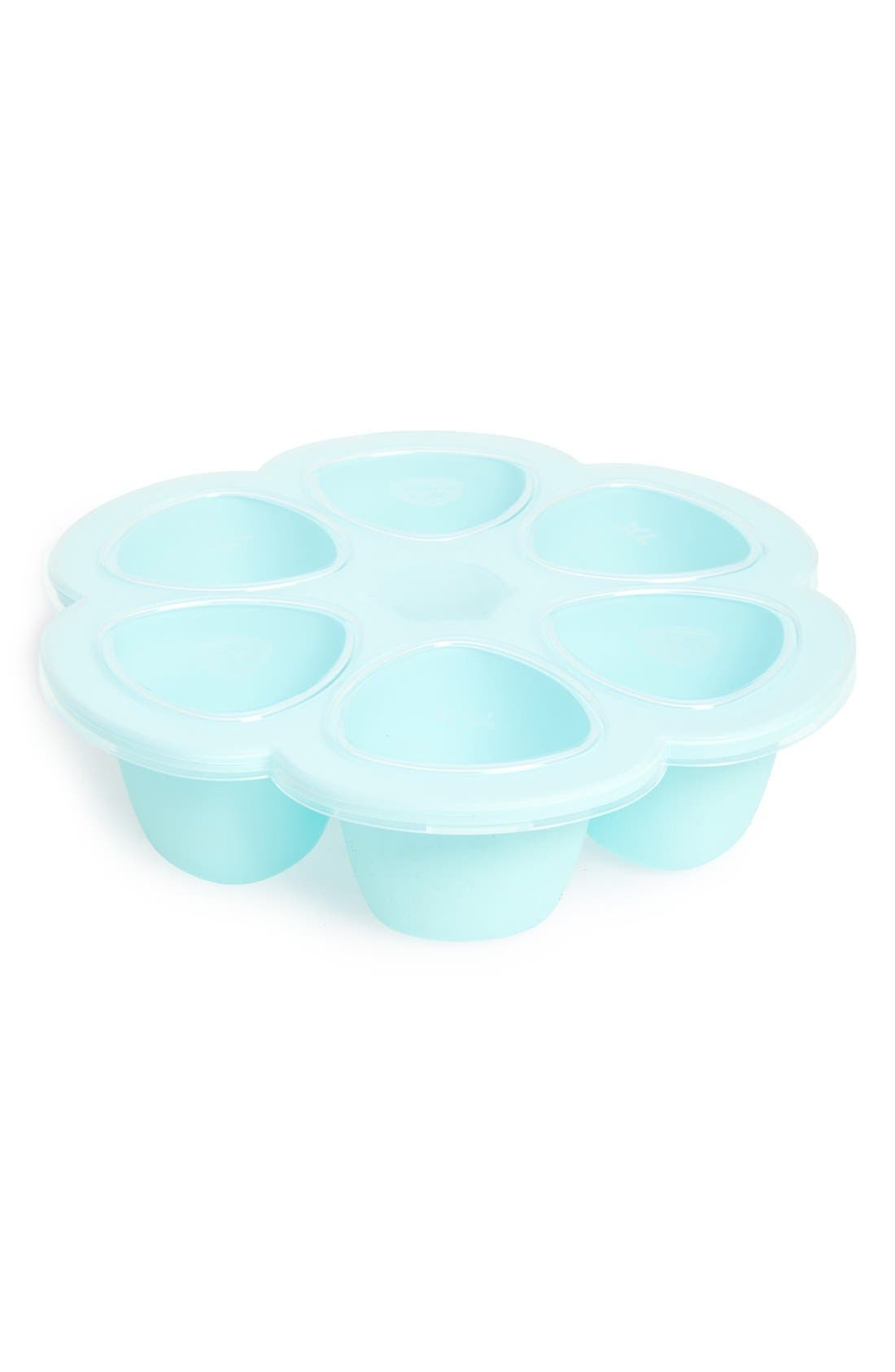 BÉABA 'Multiportions™' Silicone 5 oz. Food Cup Tray