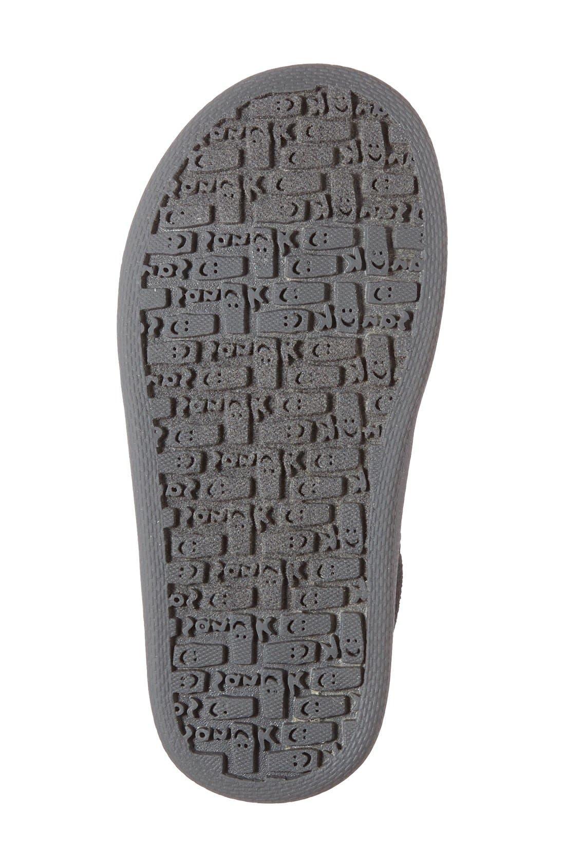 'Lil Tko' Sneaker,                             Alternate thumbnail 4, color,                             Black