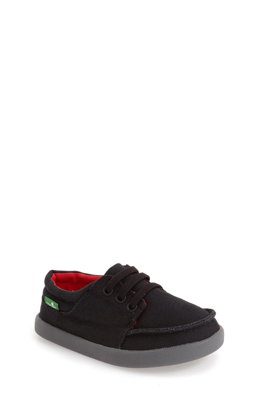 'Lil Tko' Sneaker,                         Main,                         color, Black