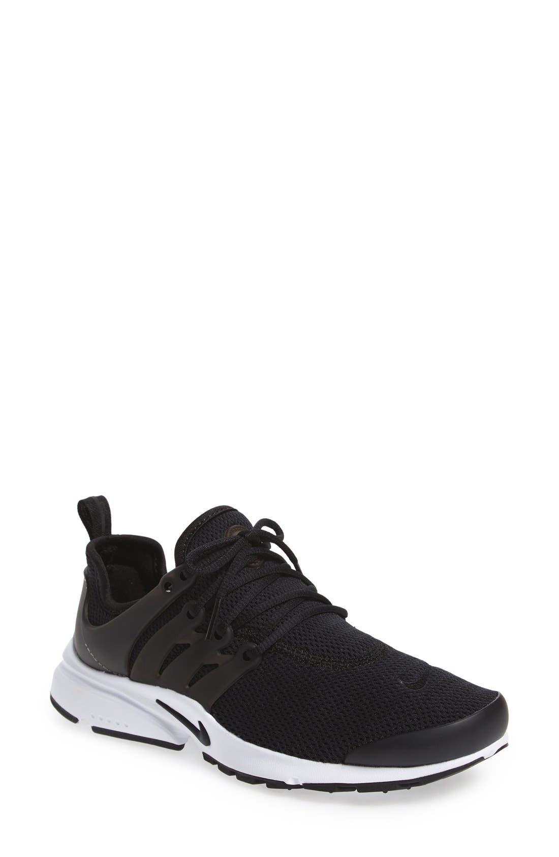 Nike shoe laces black and white dresses