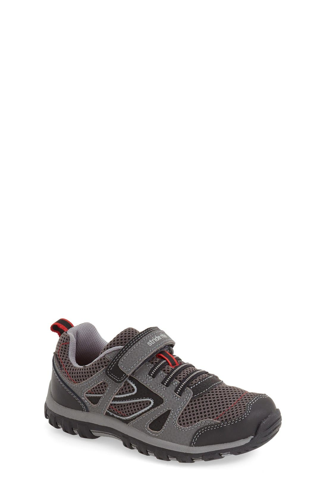 'Made 2 Play<sup>®</sup> Artin' Washable Sneaker,                             Main thumbnail 1, color,                             Grey