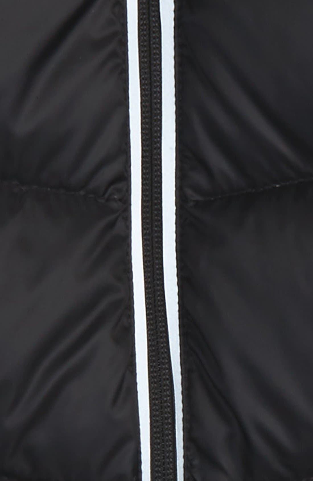Alternate Image 2  - Canada Goose 'Madeline' Hooded Down Jacket (Little Girls & Big Girls)