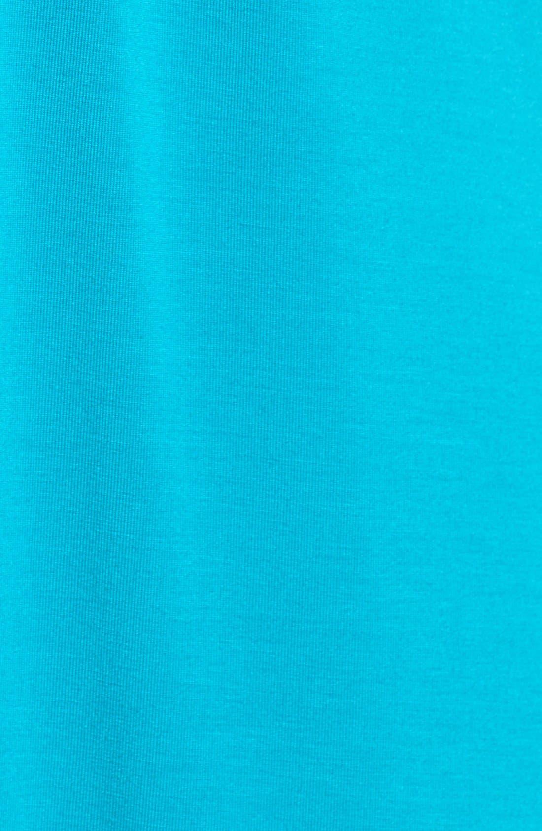 Alternate Image 5  - Tart Grecia Sleeveless Jersey Maxi Dress (Plus Size)