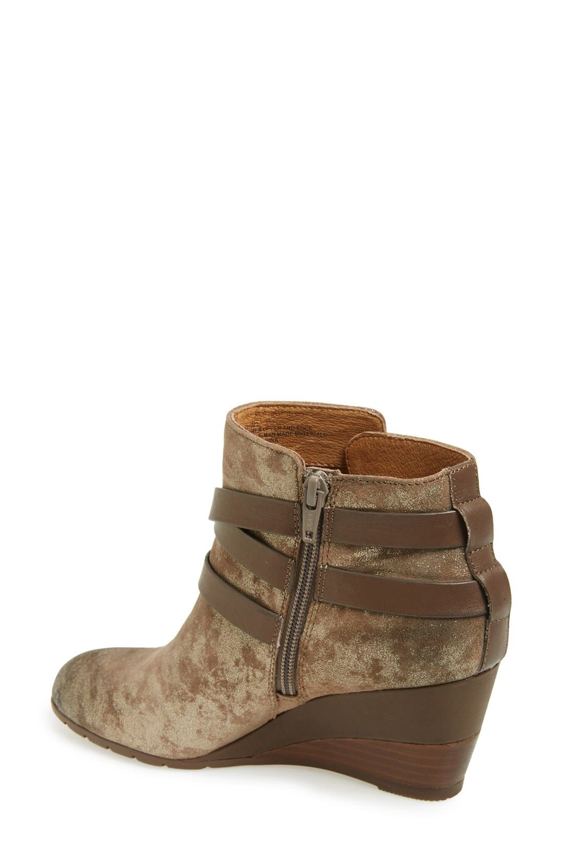 Alternate Image 2  - Söfft 'Oakes' Wedge Bootie (Women)