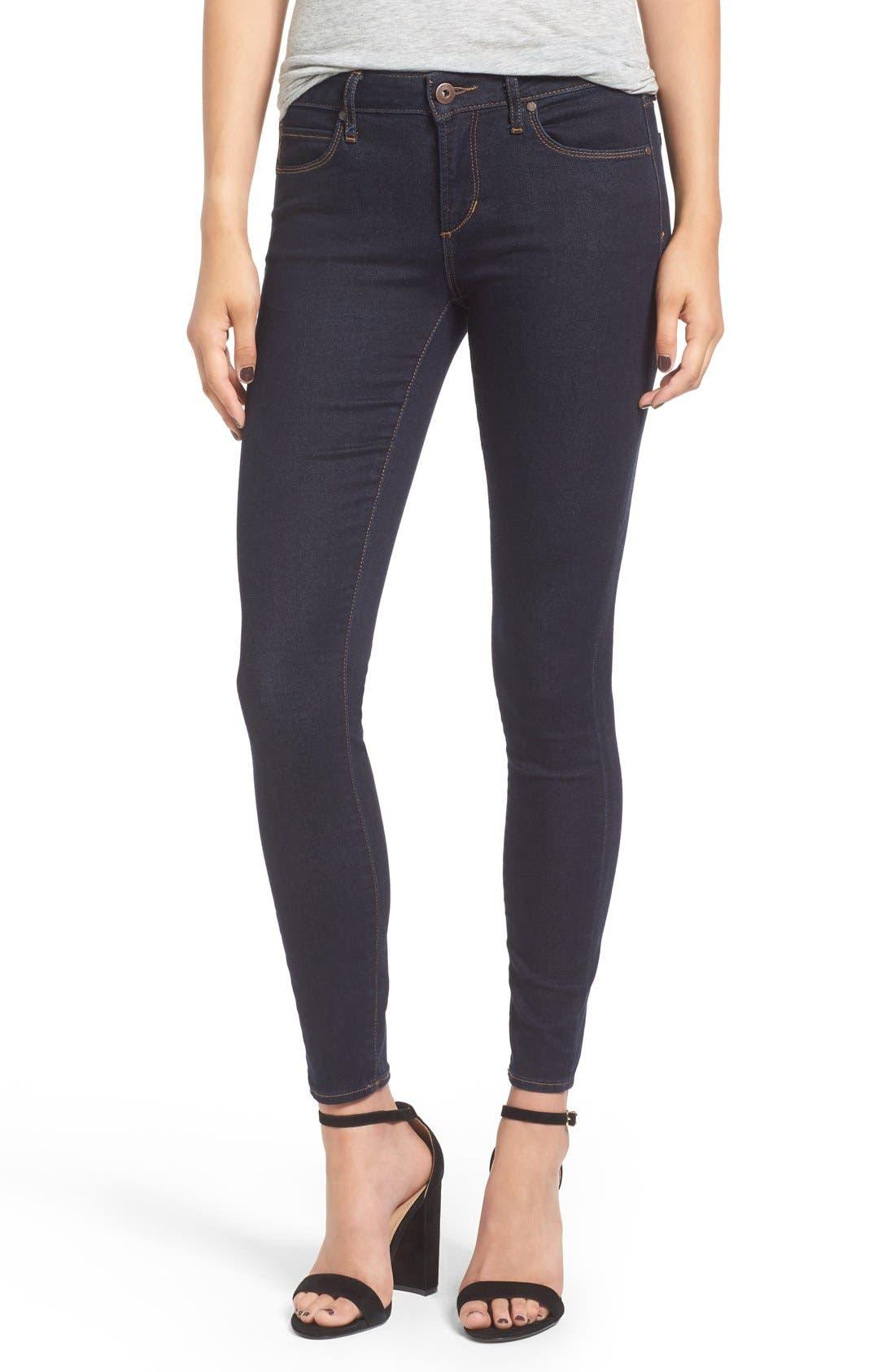 'Sarah' Skinny Jeans,                         Main,                         color, Melrose