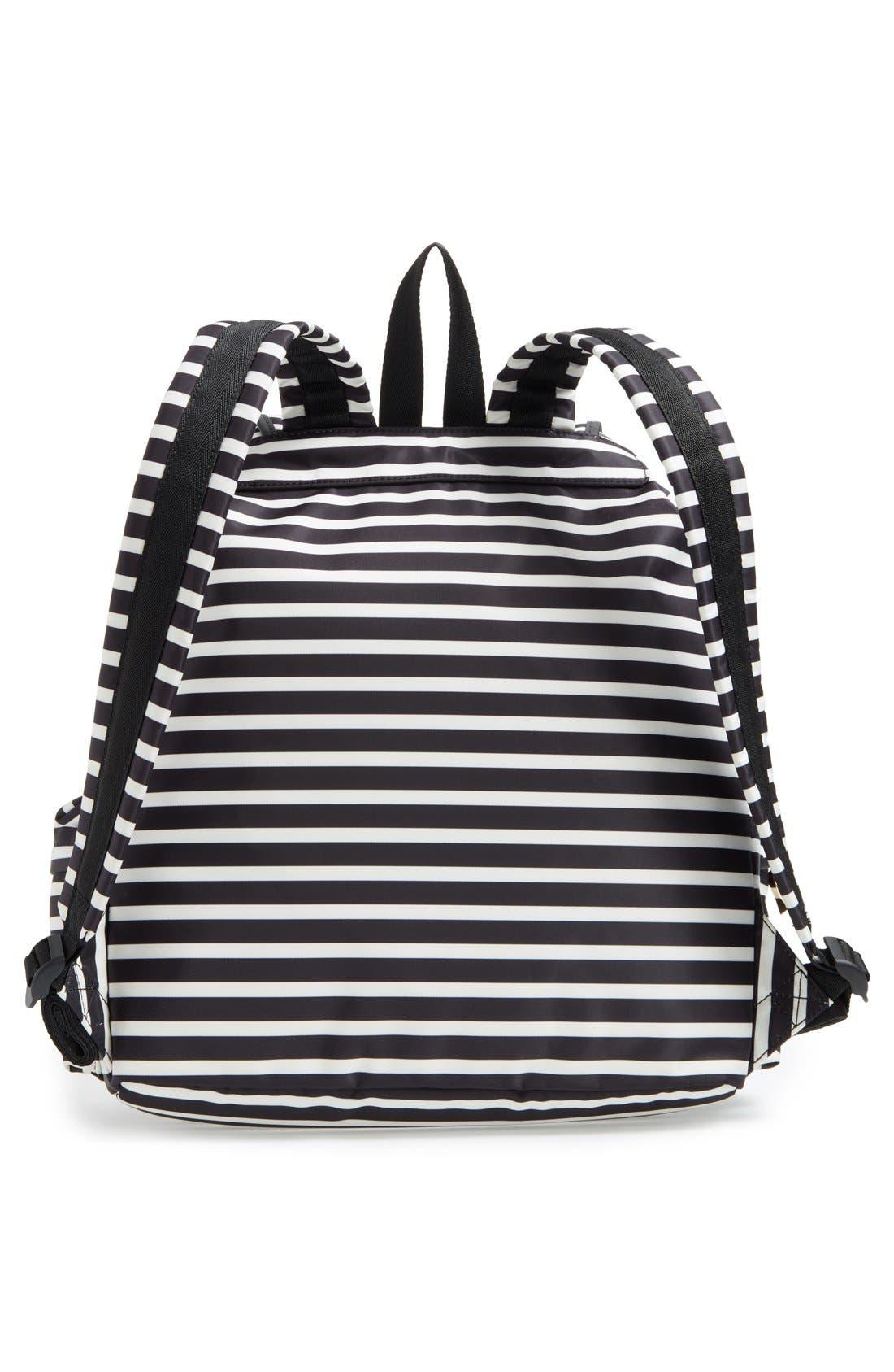 Alternate Image 3  - kate spade new york 'classic - clay' nylon backpack