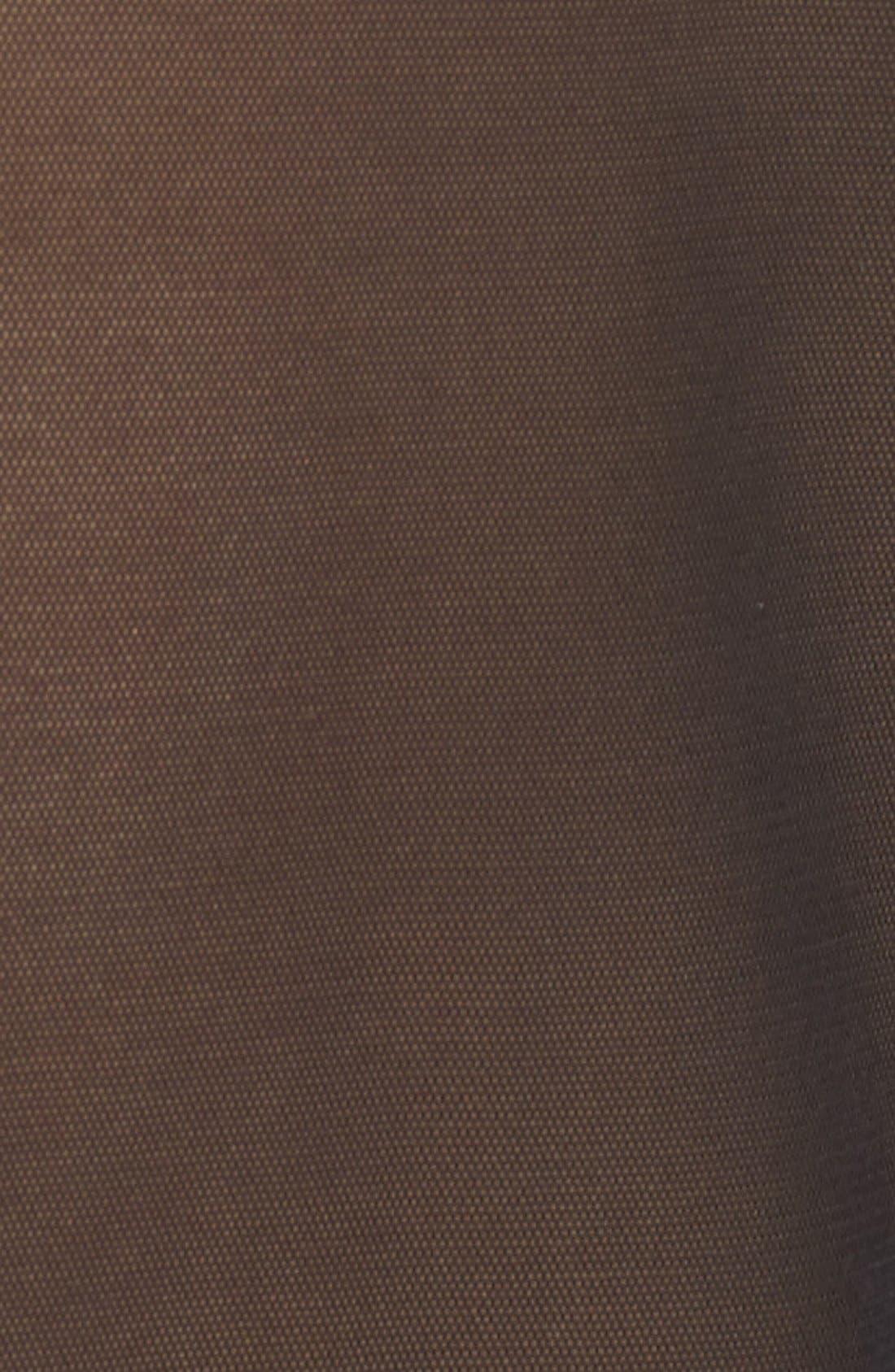Alternate Image 5  - Commando Long Sleeve Mesh Top