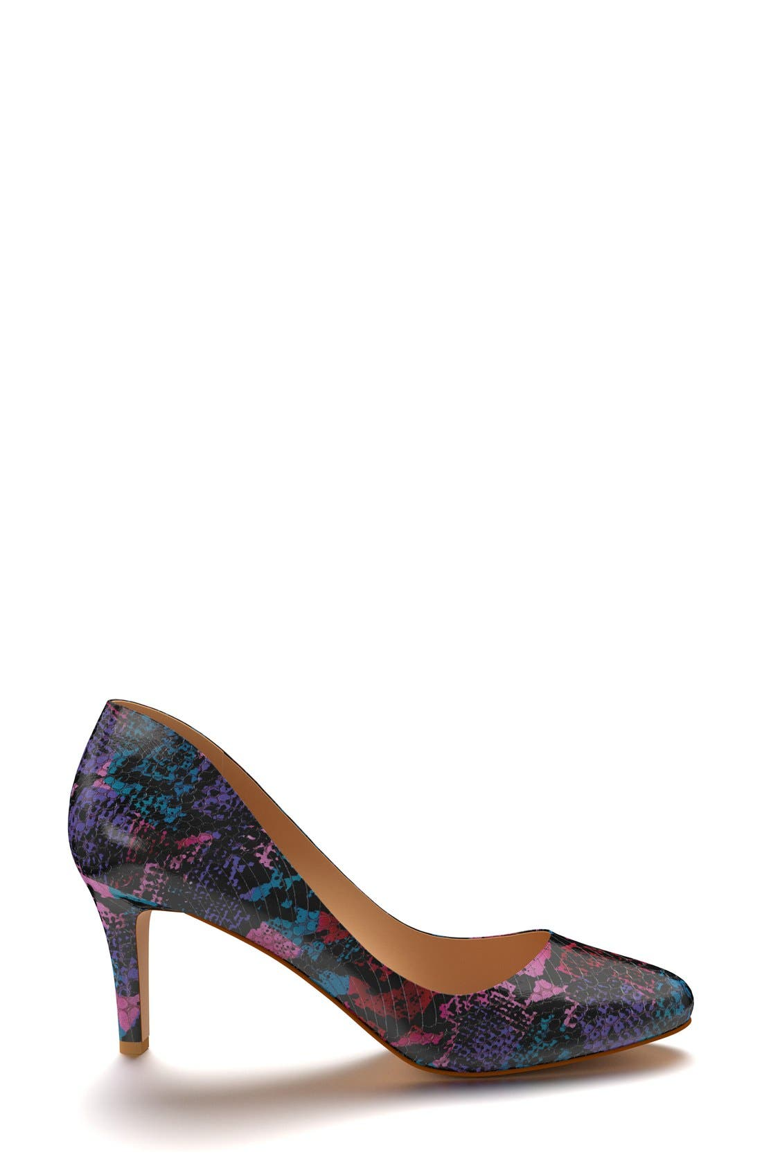Alternate Image 4  - Shoes of Prey Round Toe Pump (Women)