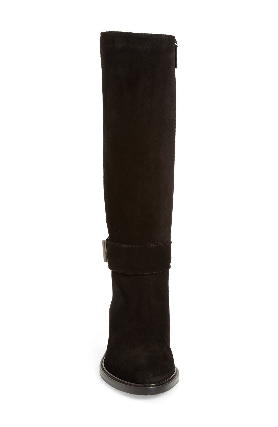 Alternate Image 3  - Aquatalia 'Giada' Weatherproof Riding Boot (Women)