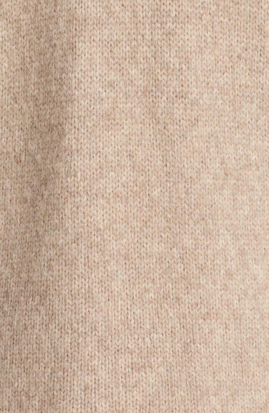 Alternate Image 5  - Theory 'Analiese B Hazy' Alpaca Blend Open Front Cardigan